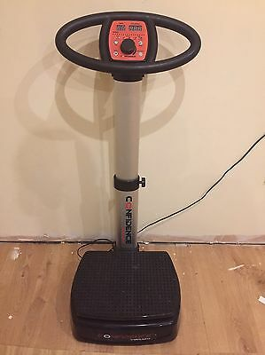 Confidence Vibration Trainer Plate Fitness Machine Weightloss Equipment