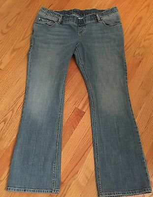 Ladies Old Navy Maternity Jeans ~ Size 14