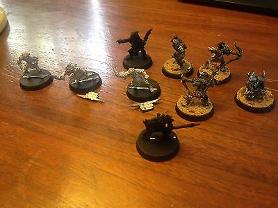 LOTR Lord of the Rings Mordor Gondor -- Moria Armored Goblins Archers -- GW