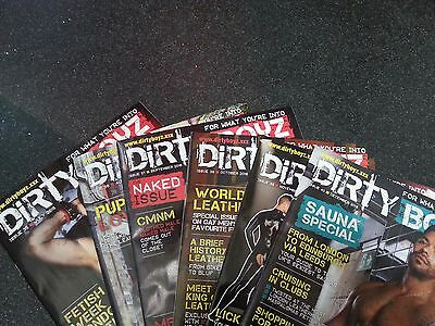 3 BOYZ issue  from ANY Year mix'n'match - Archive Collection Magazines Bundle