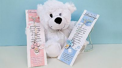 My Rosary - Girl - Best New Baby or Christening or Baptism Gift for a Girl