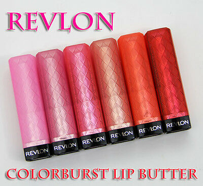 Revlon Colorburst Lip Butter ~ You Choose The Shade You Love!