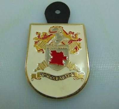 Portugal Portuguese Colonial War Angola Military Badge