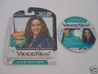 NEW Video Now The Amanda Show Live Action PVD Disc