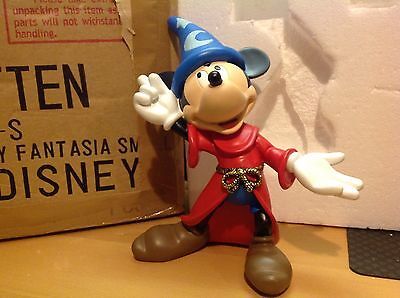 Disney Mickey Mouse Fantasia Statue, excellent condition, with box and insert