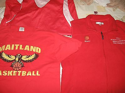 Edgewater HS, Florida McD's HS All-American Alexis Prince 2011- XL Vest + Extras