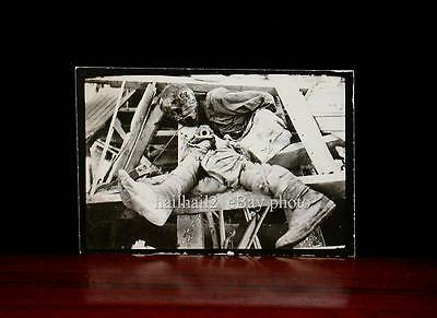Gruesome Japanese Casualty  Original Wwii Snapshot  South Pacific