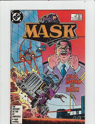 M.A.S.K. #3-4 and Relative Heroes #3-4 lot of 4 DC Comics 1987-2000