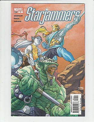 STARJAMMERS #1-5 NM Unread 1997 Marvel Comics Limited Series (of 6 issues)