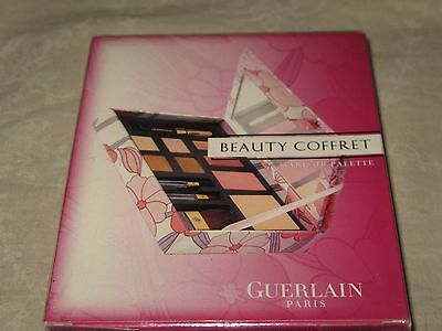 new Guerlain Paris Makeup Palette lips eyeshadpw blush