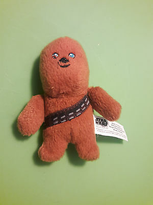 Chewbacca Toy - Burger King Promotional Item
