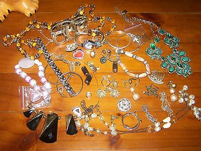 Mixed lot of Jewellery bits and pieces
