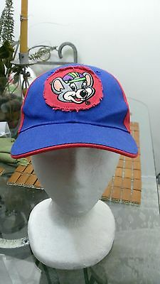Chuck E. Cheese's Velcro Adjustable Hat Youth