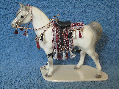 Stablemate Sized Arabian Native Costume WITH H-R Horse