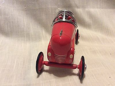 Hallmark Kiddie Car Classics 1940 Gendron Red Hot Roadster