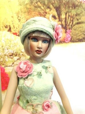 Helen Kish doll Spirit of Spring collector Item 14 years and up