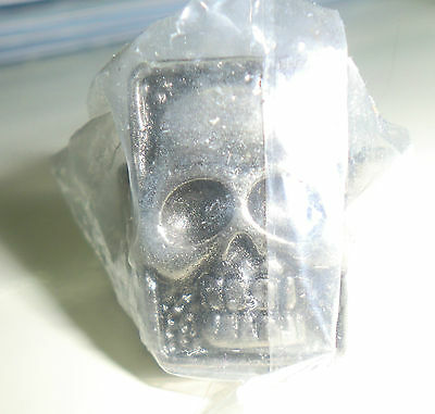 Vintage Vending Machine Prize toy METAL SKULL RING
