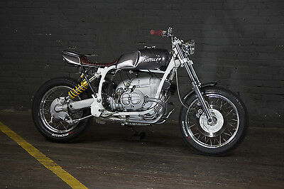 1992 Custom Built Motorcycles Other  1992 BMW R100r Tracker in Jaguar Silver