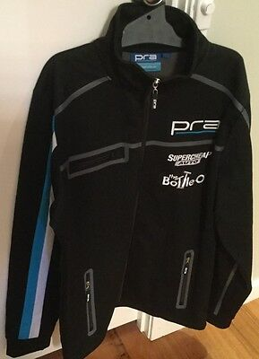 PRA Men's Softshell Jacket Size M