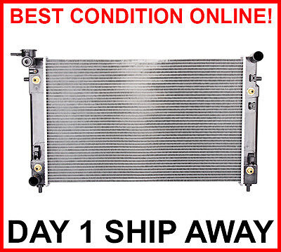 Holden Commodore Radiator VT (Series 1 and 2) VX V6 Dual Oil Cooler