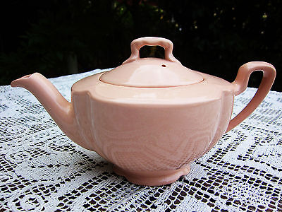 COLLECTABLE PETITE 50's VINTAGE TEAPOT 'ROSEDAWN' JOHNSON BROS MADE IN ENGLAND