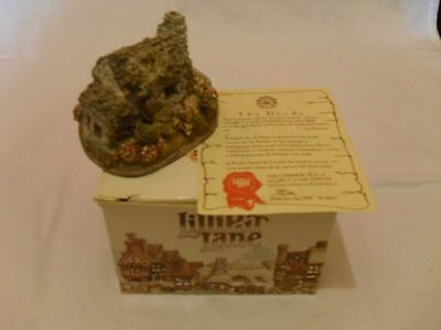 Collectable Lilliput Lane The Hermitage boxed + deeds