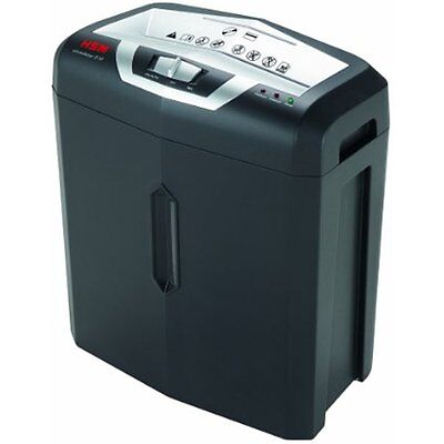 Electronics Features HSM S10 Shredstar Strip-Cut Shredder with 4.7 Gallon