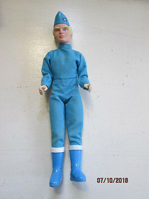 International Rescue  Talking Figure - As Seen - Still Talks Well