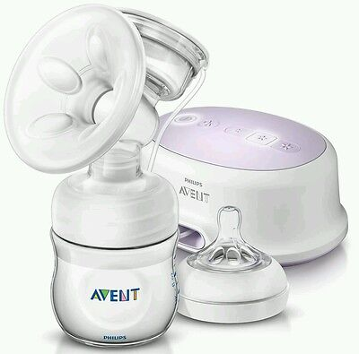 Philips Avent  Confort sacaleches electrico