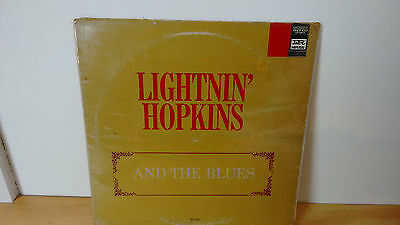 Lightnin' Hopkins - And The Blues - Imperial Records 1963
