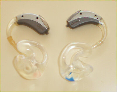 Used Hearing Aid Set WIDEX Flash FL-m programable