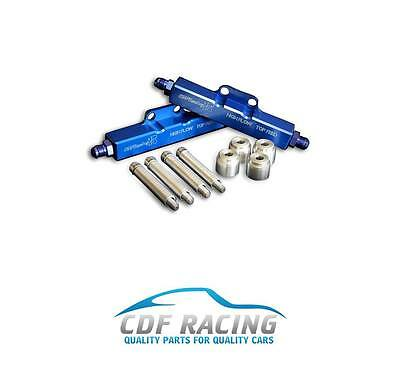 Subaru impreza v1 -v2  top feed fuel rail kit
