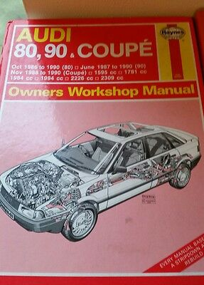 6 Haines manuals for a few different cars