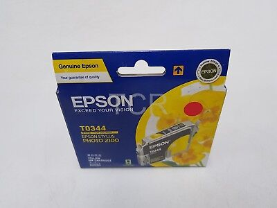 Epson T0344 Yellow Ink Cartringe
