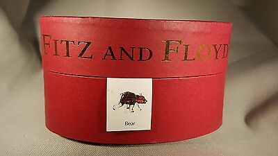 Glass Menagerie by 2006 Fitz & Floyd 43/196