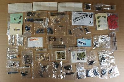 OO Bachmann / Hornby large quantity of loco accessory packs inc. etched plates
