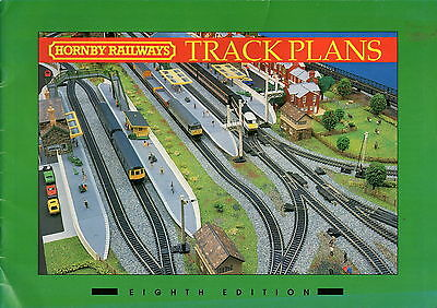 Hornby Track Plans - 8th Edition - 1994