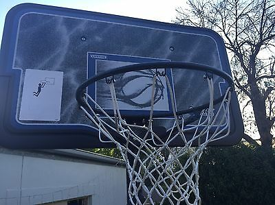 Basketball Ring Net Stand Backboard Great Condition! Bargain Moving Sale!