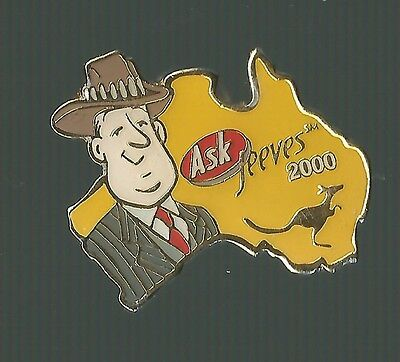 Sydney 2000 Ask Jeeves Sponsor Olympic Pin