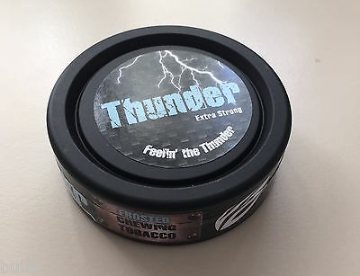 Thunder Chewing Frosted -kein Snus-