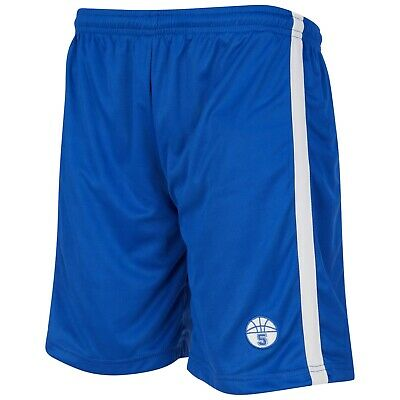 Basketball Shorts / Blue/White IPSWICH FREE P & P - priced to clear