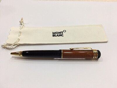 Montblanc Writers Limited Edtn Friedrich Schiller Ballpoin Pen - New Without Box