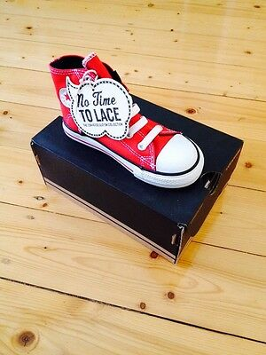 Brand New Kids Converse Shoes
