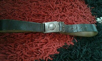 scouts belt very old