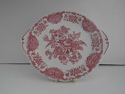 Windsor by Ridgway of Staffordshire Sandwich Plate, Cake Plate