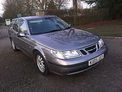 2005 SAAB 9-5 2.2TiD  LINEAR ESTATE ONLY 119000MILES FROM NEW 2 OWNERS