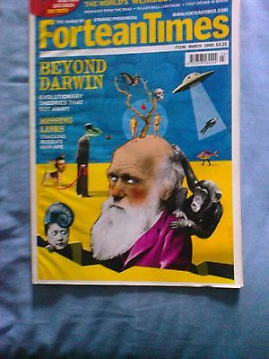 Fortean Times #246 March 2009 Good Condition