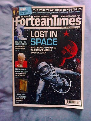 Fortean Times #233 March 2008 VG Condition