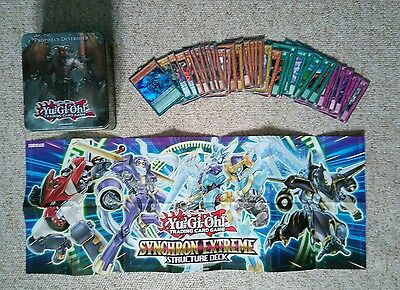 YuGiOh! Starter Kit |  Ready to play deck, Collector Tin, Rulebook + Game Mat