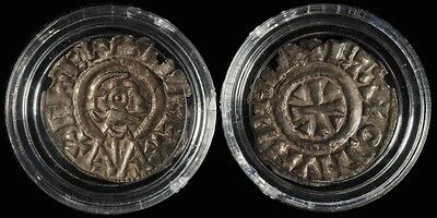 GREAT BRITAIN Kings of Wessex: 839-58AD Aethelwulf 1d S-1047